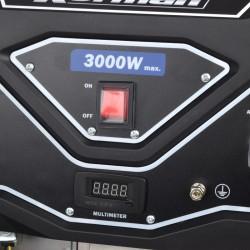 Groupe électrogène Essence 3000W  ( Groupes électrogènes )  Korman.fr