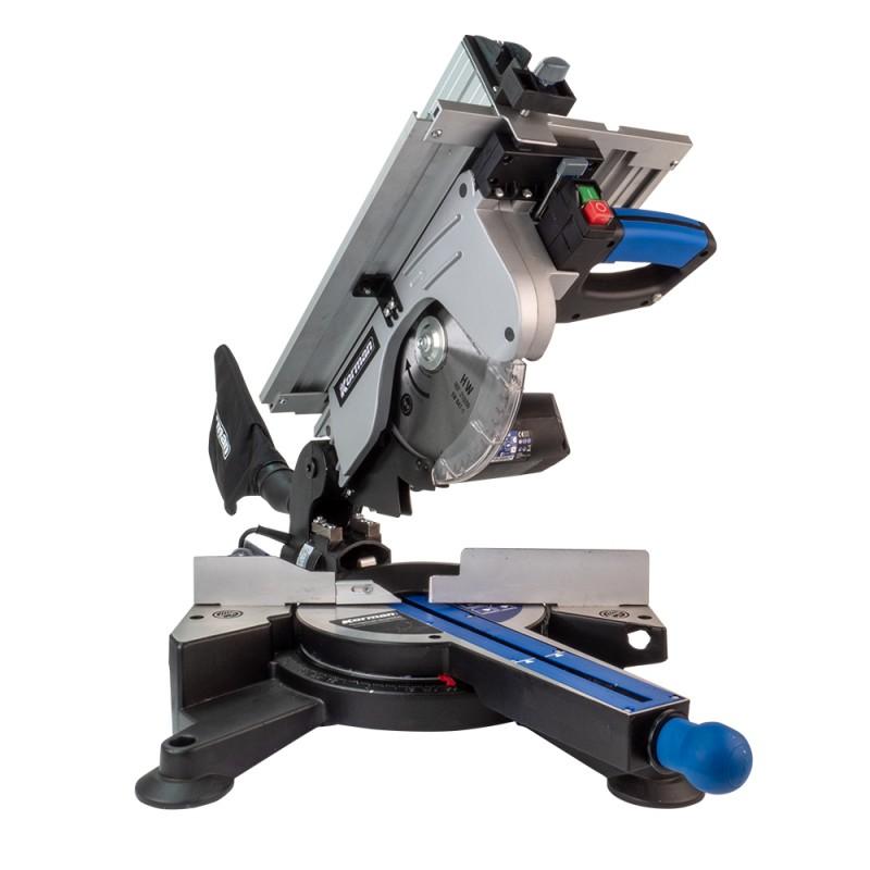 Combiné scie à onglet / scie sur table 1800W 254mm  ( Scie à onglet & scie d'atelier )  Korman.fr