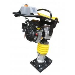 Pilonneuse thermique 6,5HP - 196CC - 10KN - 345X285mm  ( Compactage )  Korman.fr