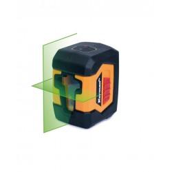 Niveau laser en croix auto-ajustable faisceau vert 30m  ( Mesure et niveaux )  Korman.fr