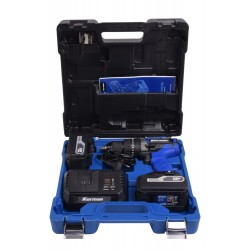 Pack 2 x 4.0 Ah + Perceuse + Perforateur + Meuleuse  ( Packs d'outils 18V )  Korman.fr
