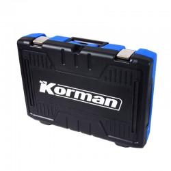 Pack 2x4.0Ah + Scie sabre  ( Machines 18V )  Korman.fr