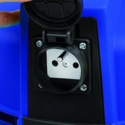 Aspirateur 1400W 30L Inox  ( Aspirer/Nettoyer )  Korman.fr