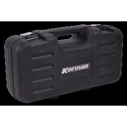 Meuleuse d'angle 1400W 125mm  ( Meuler/Rainurer )  Korman.fr